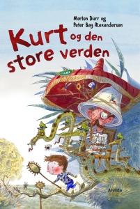 Kurt og den store verden_OMSLAGlille